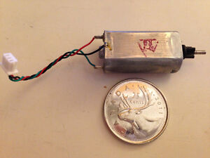 Small electrical motors