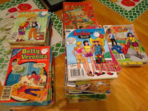 over 40 Archie/Jughead comics digest newer and older