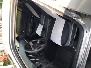 2006-2010 Dodge Charger custom front seat covers