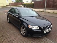 2009 Volvo s40 1.6 diesel drivE 1 year MOT full service history