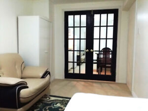 Bright 1 bedroom basement apartment available October 1st