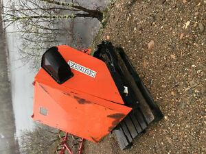 Kubota grass catcher for f series