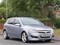 Vauxhall/Opel Astra 1.9CDTi 16v ( 150ps ) ( Exterior pk ) 2008.5MY SRi,TOP SPEC