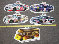 Vintage NASCAR Magnets - $20.00 FOR ALL !!!