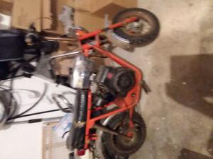 Wanted fox mini bikes