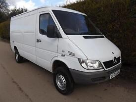 Mercedes Sprinter 4x4 311 Cdi 2.2 MWB Panel Van