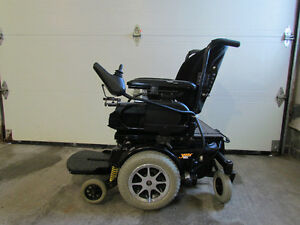 Jazzy Electric Wheel Chair - Model 1121