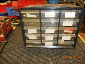 12 diff size of plastic parts cabinets and accessories Kitchener / Waterloo Kitchener Area image 8