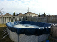 15 x 30 Above Ground Pool