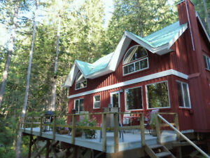 Waterfront Recreational Property on Beautiful Shuswap Lake