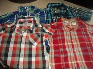 Boys casual shirts (Toddlers)