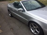 2003 automatic Volvo Convertable very clean