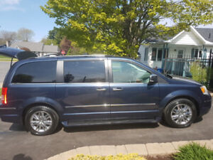 CHRYSLER TOWN &COUNTRY LIMITED 2008 FULL ÉQUIPÉ