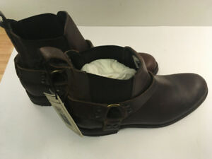 Frye Stone Harness Chelsea Mens Boots Size 9