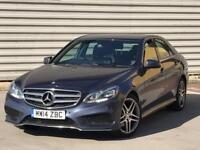 2014 Mercedes-Benz E300 CDI AMG Sport Hybrid 7G-Tronic Plus**diesel/Hybrid**