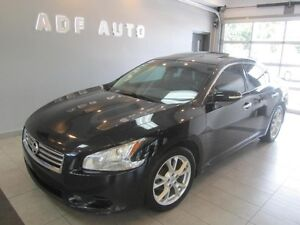Nissan Maxima  3.5 SV SPORT PACKAGE 2012
