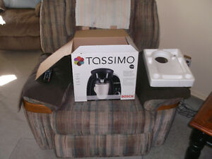 Bosch T20 Single Cup Home Brewing System Used