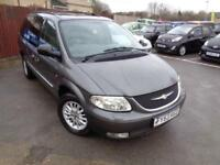 2003 Chrysler Grand Voyager 2.5CRD Limited