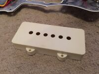 Original 1962 Fender Jazzmaster Pickup Cover