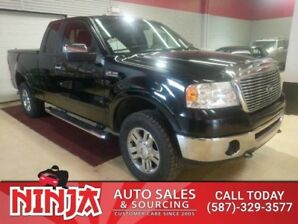 2008 Ford F-150 Lariat With Hard Tanneau And Back Up Cam