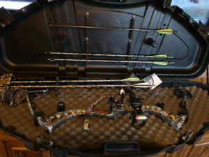 Archery research bow