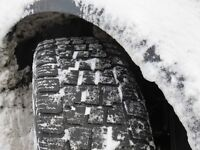 205 55 16 studded snow on rims (4)