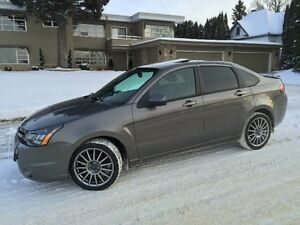 2010 Ford Focus SES Sedan WITH Financing Available $7,999.00 OBO