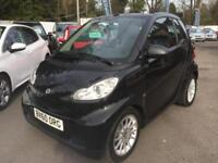 2010 Smart City Cabriolet FORTWO PASSION MHD AUTO 2 door Convertible