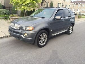 BMW X5 4,4L 390HP 7 Speed