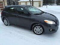 2010 Toyota Matrix  Hatchback Low kms  Fuel miser