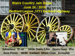 Blair's Country Jam