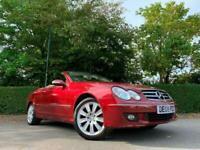2008 Mercedes-Benz CLK 280 Elegance 2dr Tip Auto CONVERTIBLE Petrol Automatic