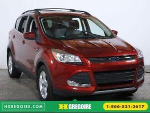 2014 Ford Escape SE AUTO A/C SIEGE CHAUFFANT BLUETOOTH