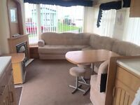 Static caravan for sale ocean edge holiday park Lancaster