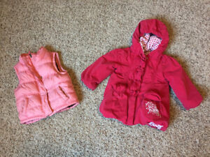 3T Jacket and Vest