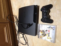 PS3 barely used, NHL 2015 and 1 controller.