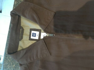 MEN'S GAP FULLY LINED LIGHTWEIGHT JACKET, SIZE L-XL