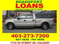 2008 Ford F-150 CONTRACTORS WELCOME $500 DN BAD CREDIT OK Calgary Alberta Preview