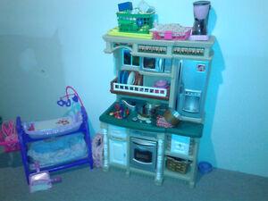 Lot of girls toys $90 OB
