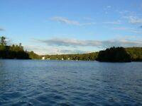 Tarif spécial ce week-end , chalet  a Lac Beau Lac $ 280 !