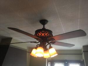 Beautiful Antique style ceiling fan