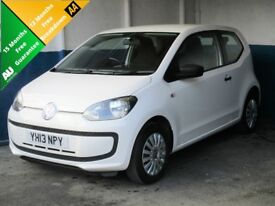 Volkswagen Up 1.0 60PS Take up! (white) 2013