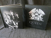 40 years of queen hard cover book