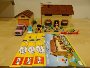 Lego The Simpsons House #71006