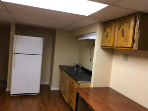 2 bedroom basement for rent