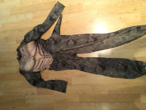 The Lizard boys Halloween costume from Spider-Man 7-8