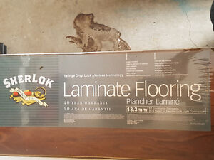 13.3 mm Laminate Flooring Still In Box