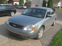 2006 Ford Five Hundred Sedan