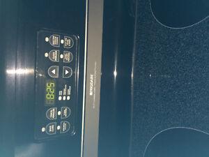Black glass top stove Cambridge Kitchener Area image 3