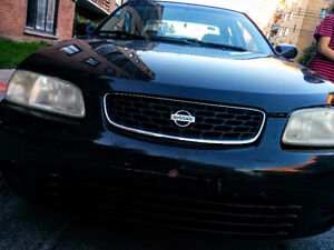 2001 Nissan Sentra Berlin compact Other